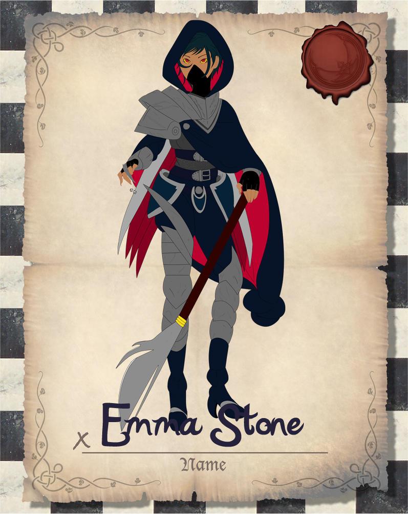 Pokepalace App: Emma Stone by noon711