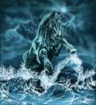 Unicorn at Sea