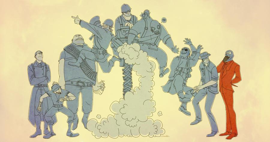 Jump Fortress by Kurtssingh