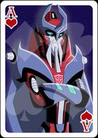 Ace of Hearts Alpha Trion by Shioji-san