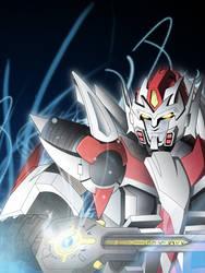 Spark Behind the Blade by Shioji-san