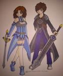 Trapped in Sword Art Online