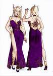 Roseheart Boutique: Flowers Of Purple