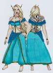 Roseheart Boutique: Blue Arabian Nights