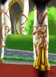 Roseheart Boutique: Golden Butterfly