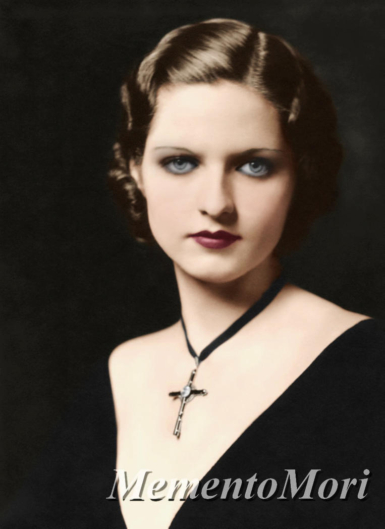 Dorothy Flood edited. by M3ment0M0ri