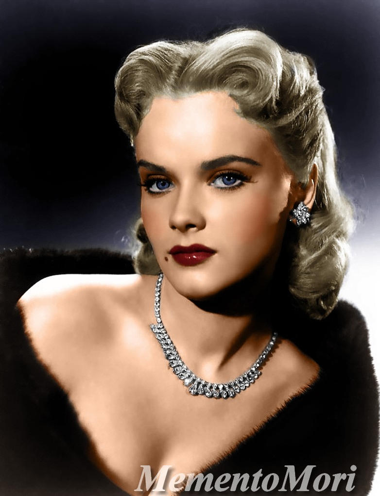 Anne Francis by M3ment0M0ri