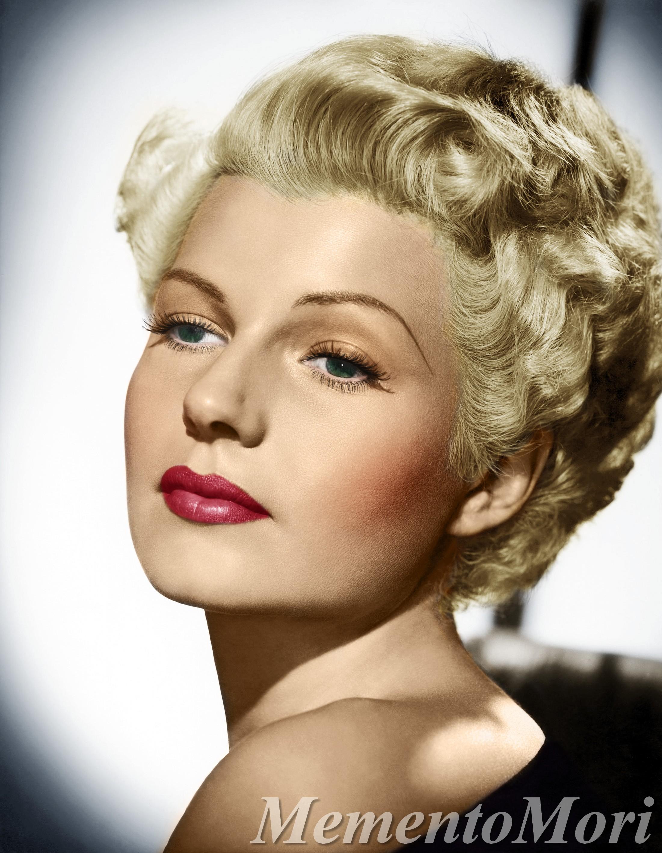 Rita Hayworth III by M3ment0M0ri on DeviantArt