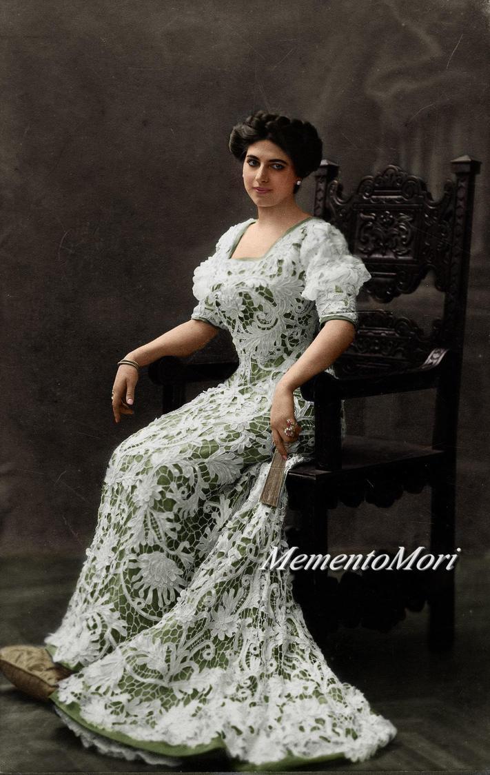 Mata Hari by M3ment0M0ri