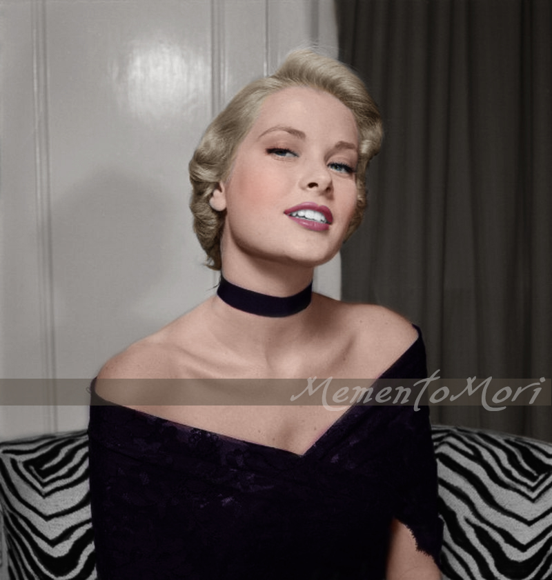 Grace Kelly III by M3ment0M0ri
