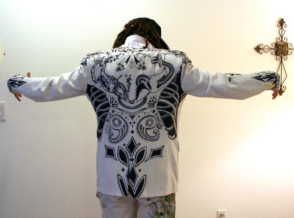 My Tattoo Jacket