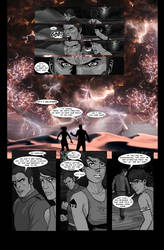 Inferno Issue 3 pg 1 by jonrosscomics