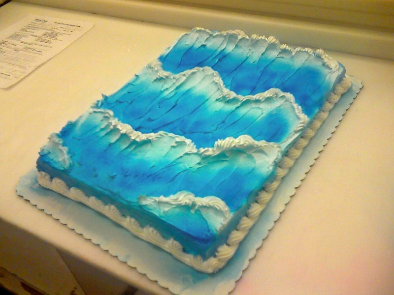 Airbrush Cake Designs