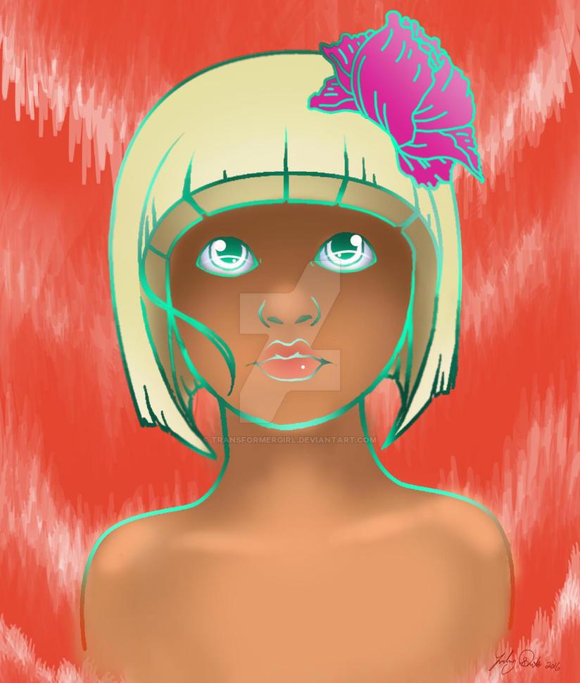 Ambre' by Transformergirl
