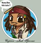 ++PotC-Chibi Captain Sparrow++