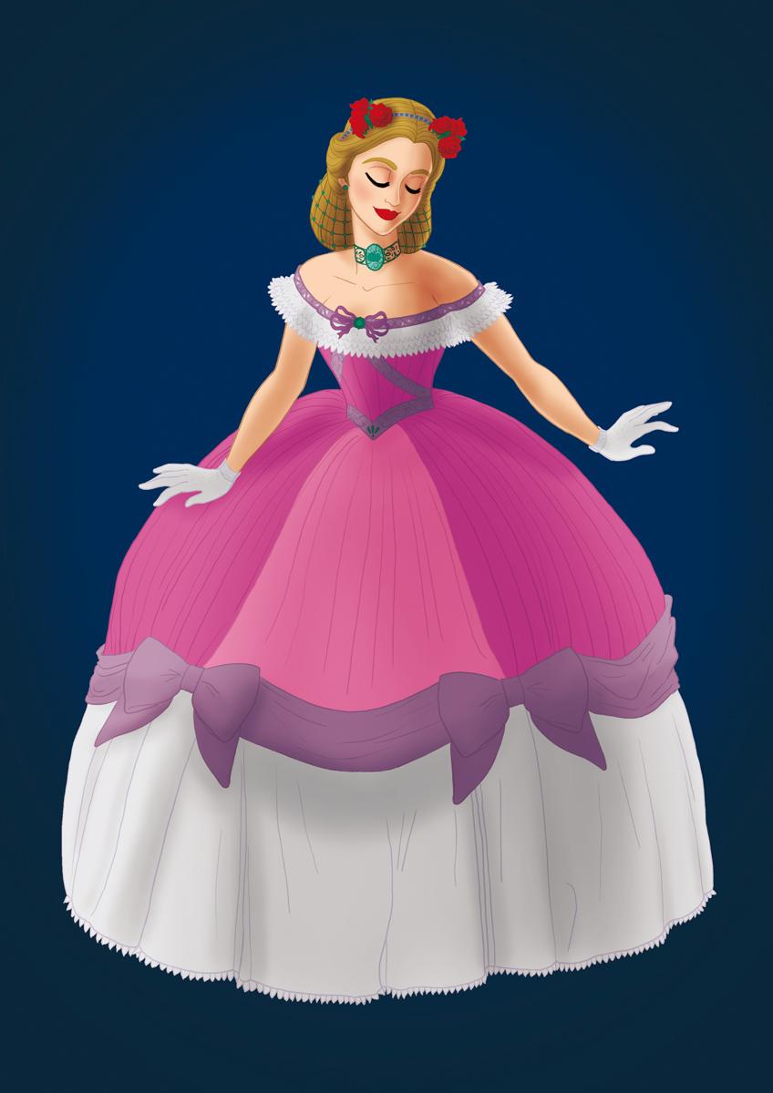 Cinderella Pink Dress Cocktail Dresses 2016