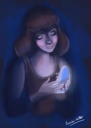 Cinderella Painting by Bambi-Killer