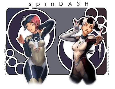 spinDASH collaboration by spinDASH-