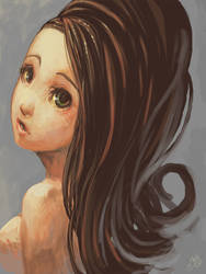 the hair by spinDASH-