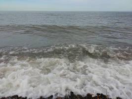 Sea foam by moonrosy