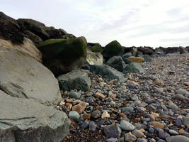 Sea stones2 by moonrosy