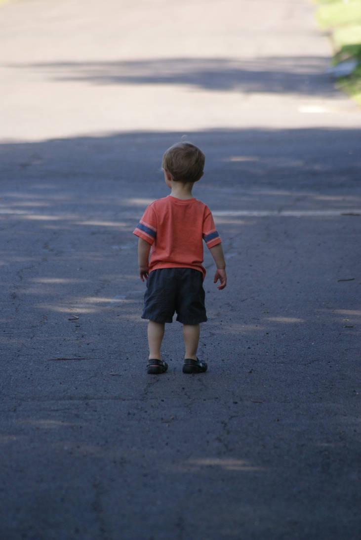 Walking away by addieortiz