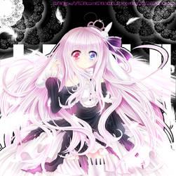 White Lullaby .:Speedpaint:. by RimaPichi