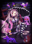 Welcome To My Crooked World .:Speedpaint:. by RimaPichi