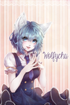 [Speedpaint/Timelapse] Little Nice Wolf