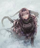 9 Winters Have Passed [+Speedpaint video]