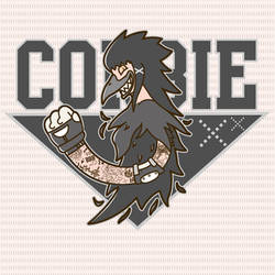 Death Song Corbie logo by ExoesqueletoDV