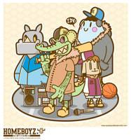 HOMEBOYZ by ExoesqueletoDV