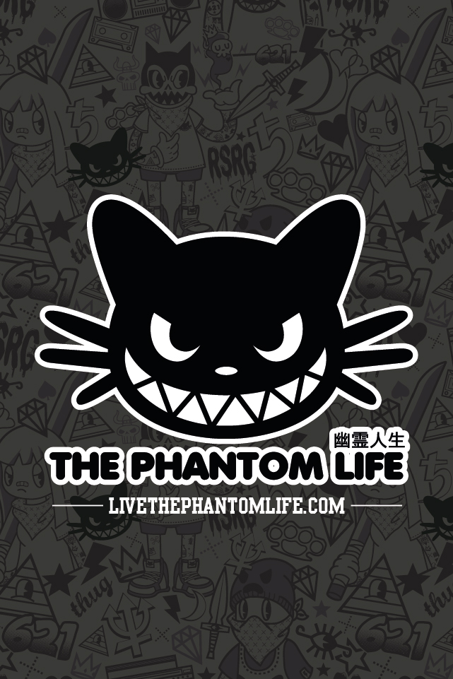 Free The Phantom Life wallpaper for iPhone by ExoesqueletoDV on DeviantArt