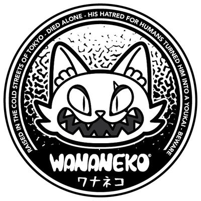 Wananeko sticker by ExoesqueletoDV