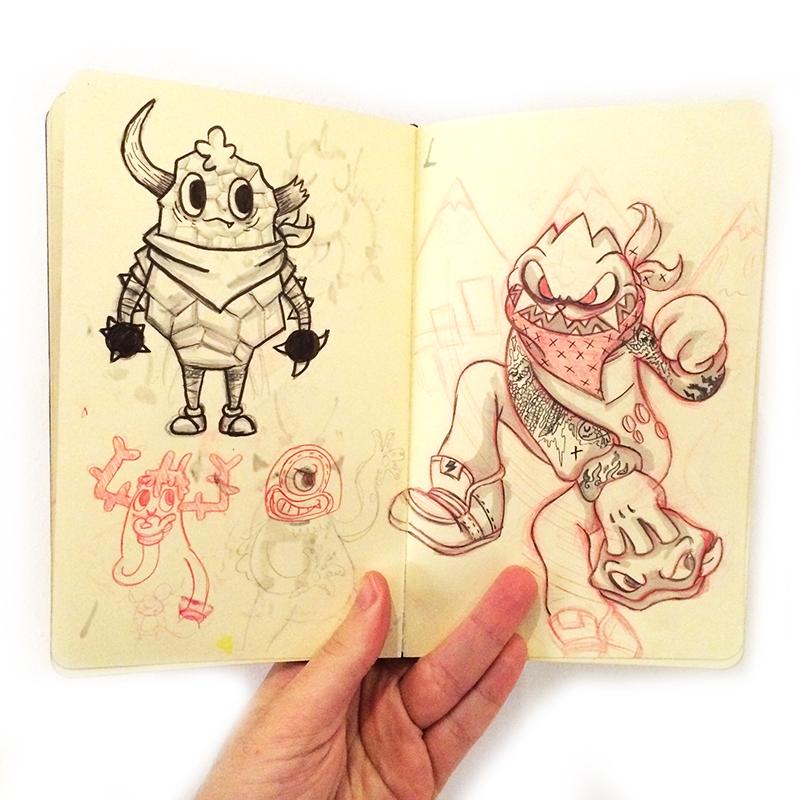 Doodle3 by ExoesqueletoDV