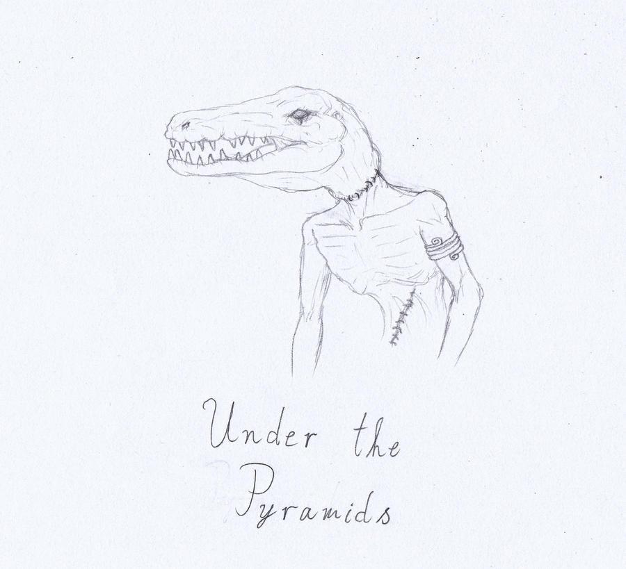Lovecraft sketch 11 by svesamikreteni