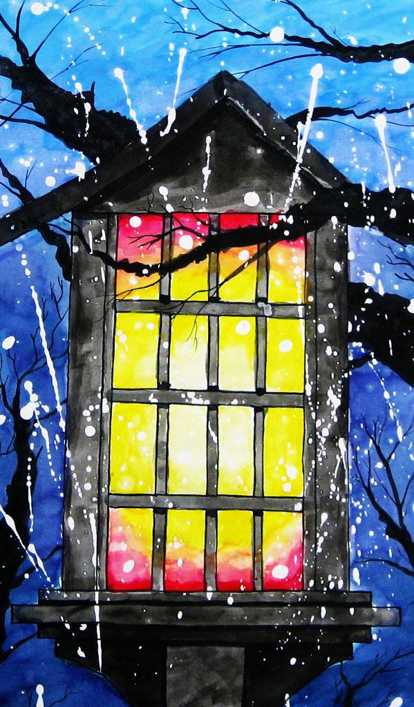 The Lantern by Hildareia