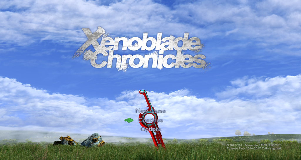 Xenobalde Chronicles Redux: A Texture Pack by Triforceguard