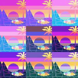 vaporwave by Mishakiara