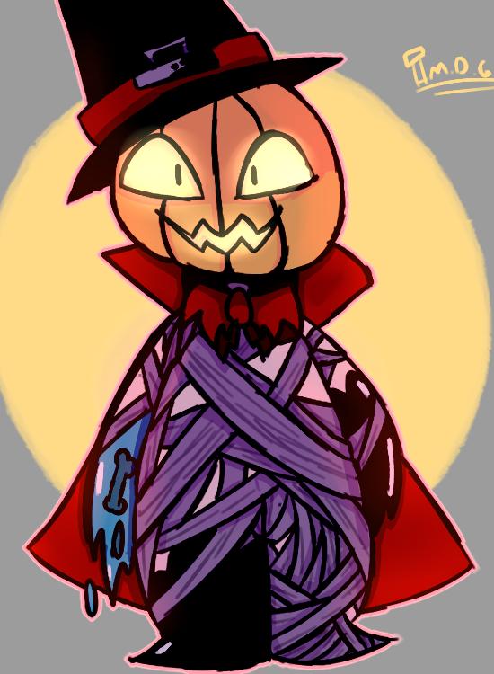 the ultimate generic halloween fantasy by MendigoDasGalactas