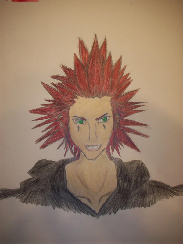 Axel by rocluvsluxord