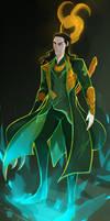 Loki by Leopartisma