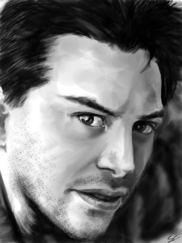 Keanu Reeves 2 by Aquila--Audax