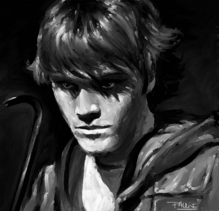 Sam Winchester - Supernatural by Aquila--Audax