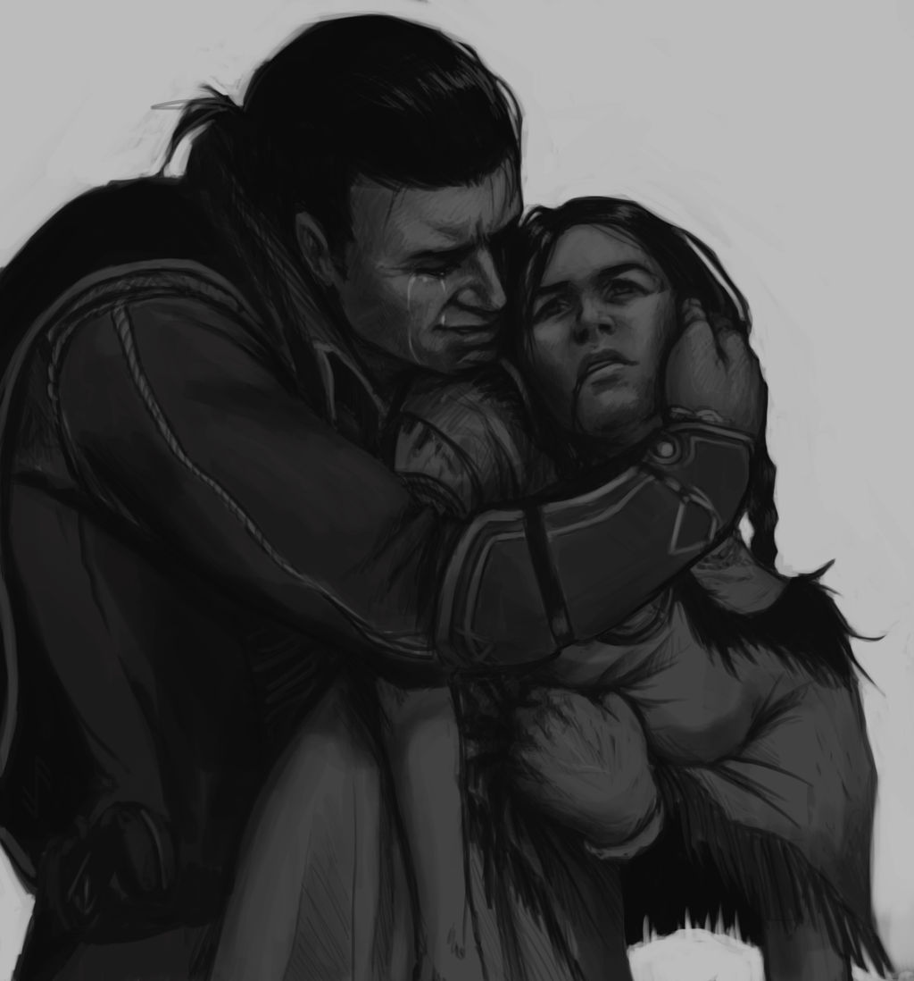 Haytham And Ziio Assassin S Creed Iii By Aquila Audax On Deviantart