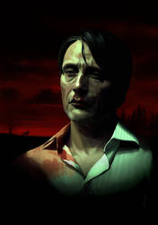 Hannibal Lecter by Aquila--Audax