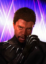 Black Panther by Aquila--Audax