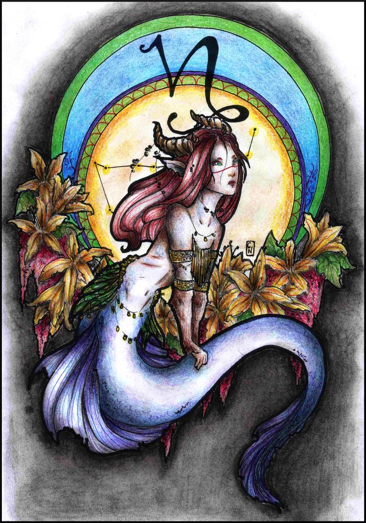 Capricorn by Nenril-Tf