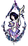 Sailor Saturn by Nenril-Tf