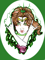 Sailor Jupiter by Nenril-Tf